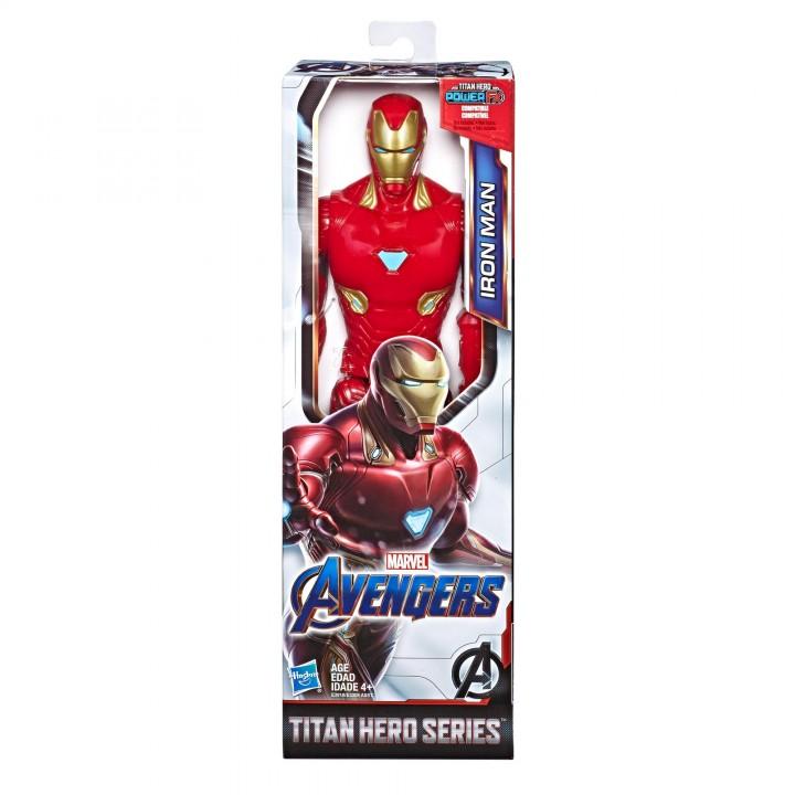 Супергерой Железный человек Titan Hero 30 см Hasbro