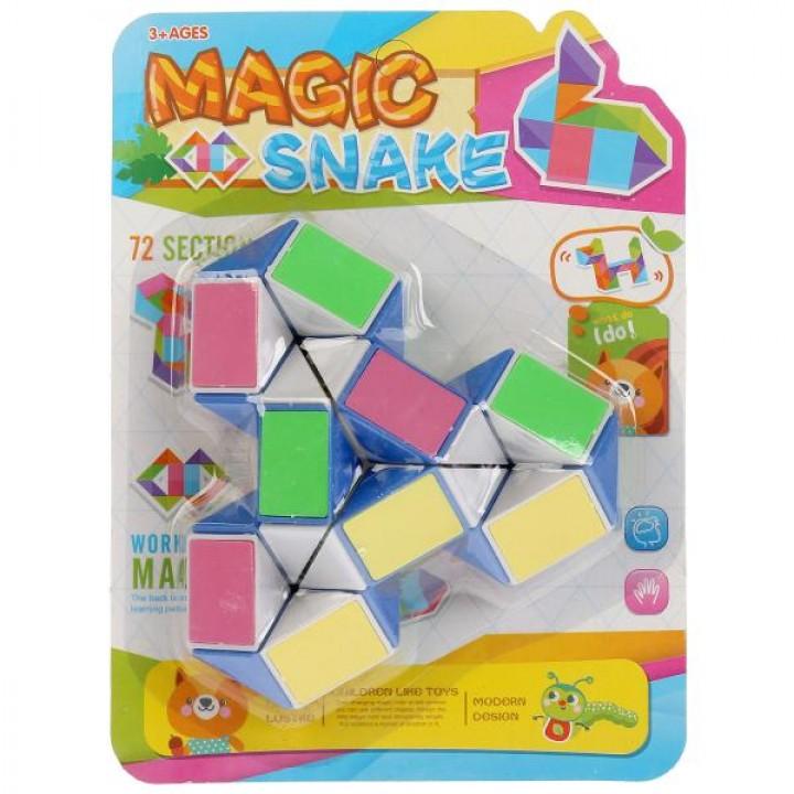 Логическая игра Змейка Magic Snake