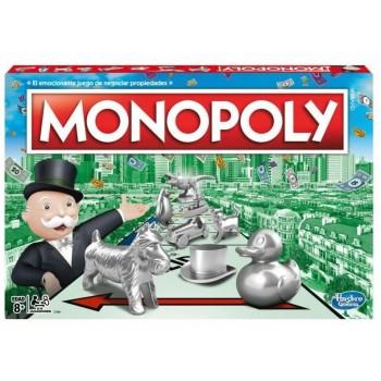 Настолльная игра Монополия Hasbro