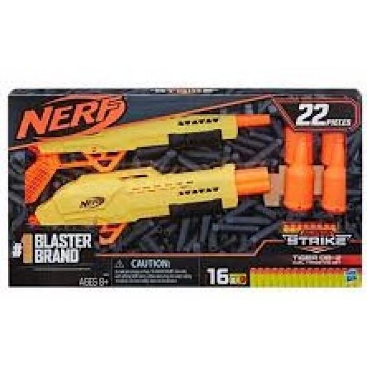 Бластер Nerf со снарядами ALphaStrike