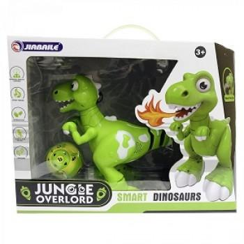 Динозавр на р/у (движение, звук, пар изо рта)
