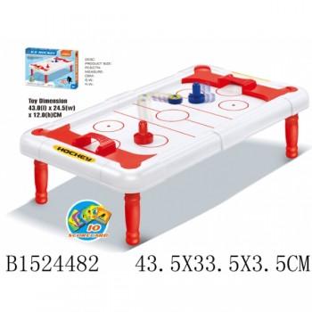 223544   Игра настольная аэрохоккей 628-12A в кор. 43*33*3,5см в кор.2*18шт