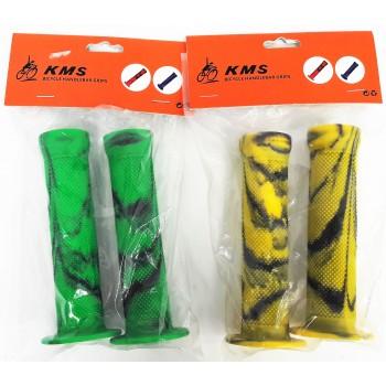 Грипсы для ручек велосипеда KMS 13 см.