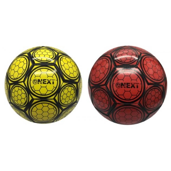 Мяч футбольный Next ПВХ 5 размер, маш. об.