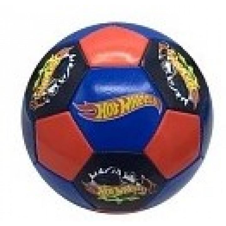 Мяч футбольный Hot wheels ПВХ 5 размер