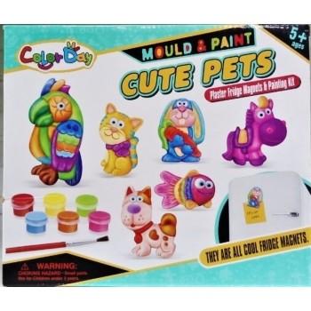 Набор магнитов на холодильник CUTE PETS