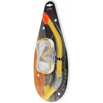 Набор для плавания (маска,трубка), от 8 лет, в блистере