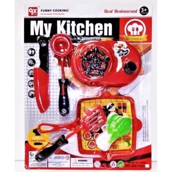 Набор посуды My Kitchen