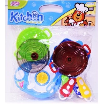 Набор посуды Kitchen Cooking Set
