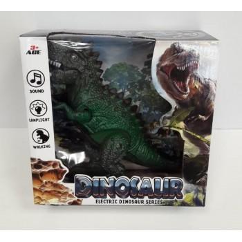 Игрушка Динозавр свет, звук, движение 3839