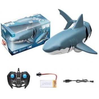 Акула голубая на РУ в коробке