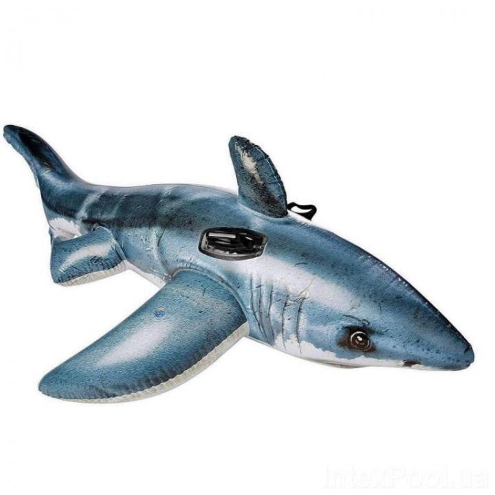 Плот надувной Большая Белая акула