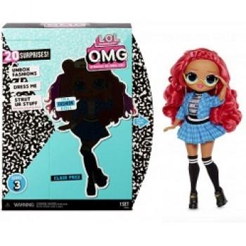 Кукла Лол Surprise OMG 3 серия Class Prez ориг.