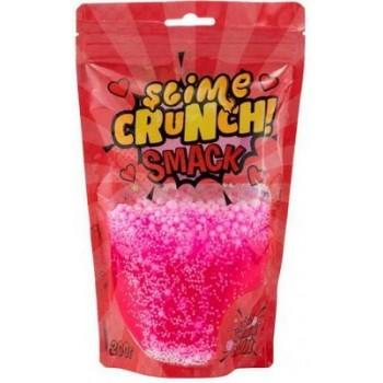 "Слайм Crunch-slime ""SMACK"" с ароматом земляники,200г"