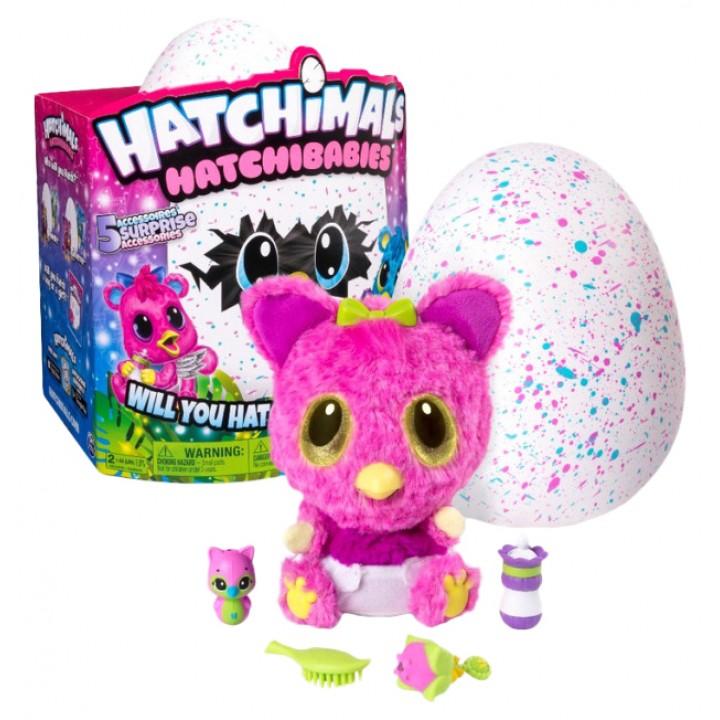 Интерактивная игрушка Hatchimals питомец в яйце Spin Master T19133