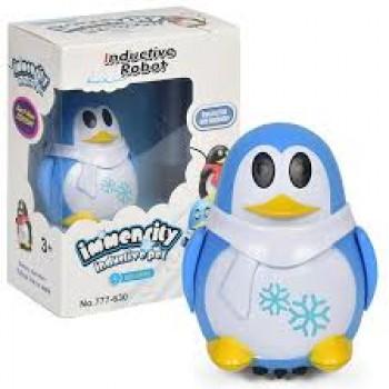 Игрушка интерактивная Пингвин движении по линии 777-630