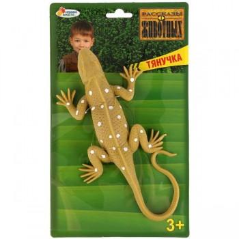 Игрушка тянучка (гель) Пустыннаяигуана 30см Играем вместе