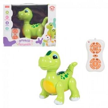 Динозаврик на Д/У (свет,звук,движение) Умный питомец