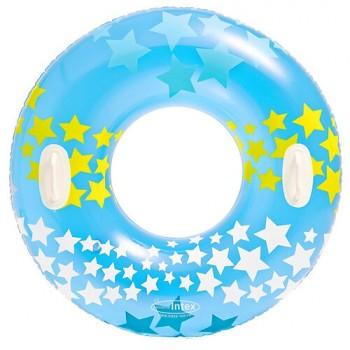 Надувной круг для плавания от 9 лет 91 см