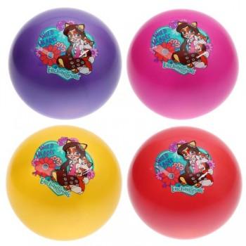 Мяч 23 см. Enchantimals цвет в ассорт. в сетке Играем Вместе