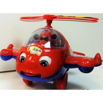 Вертолет-каталка Lacky joy