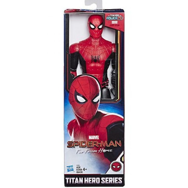 Супергерой Человек паук Titan Hero 30 см Hasbro