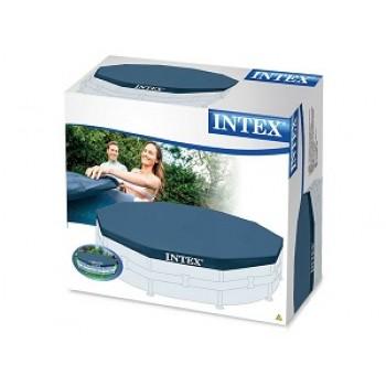 Тент для каркасного бассейна 366 см Intex