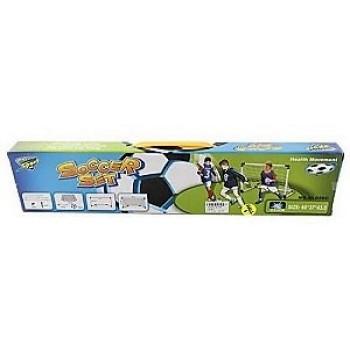 Набор для игры в футбол (ворота, мяч, насос)