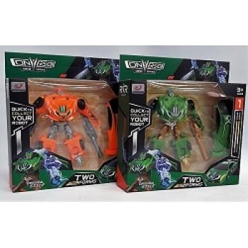 Робот трансформер Raptor Danger 986С