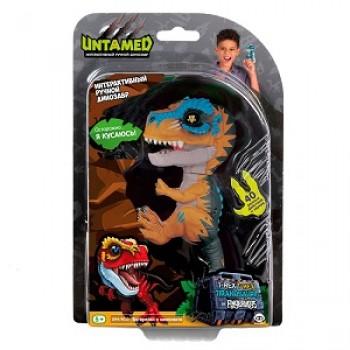 Игрушка интерактивная Динозавр Скретч Fingerlings 3787