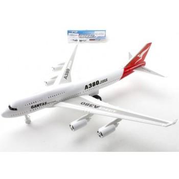 Самолет иннерционный на батар.