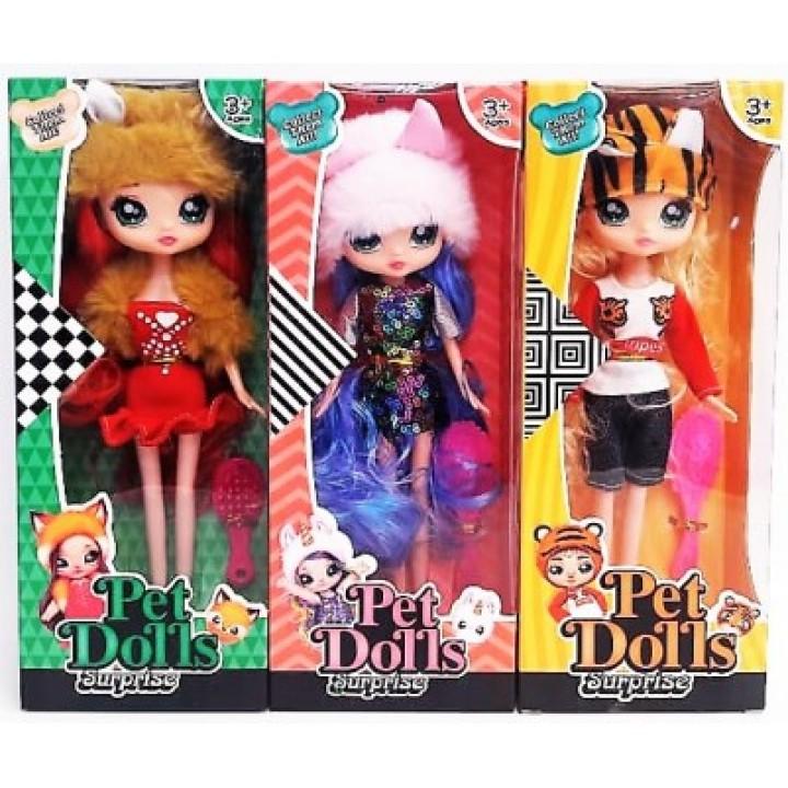 Кукла Pet Dolls
