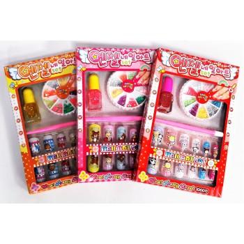 Набор накладных ногтей детский в коробке
