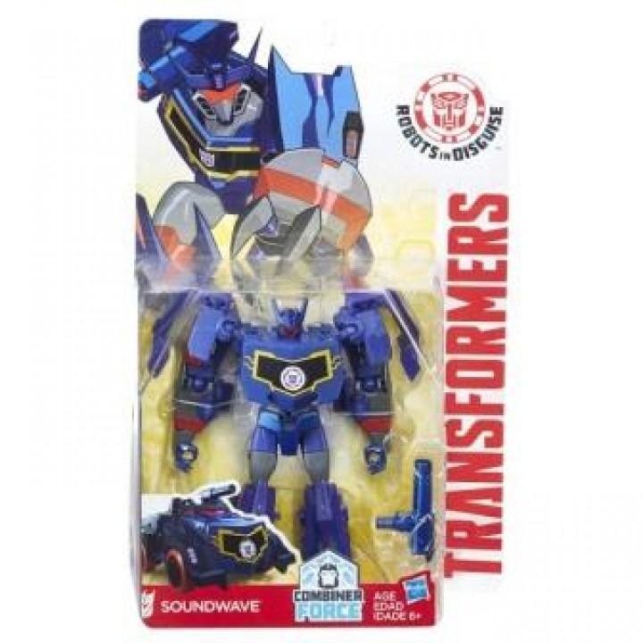 Трансформер Роботс-ин-Дисгайс Войны Hasbro B0070