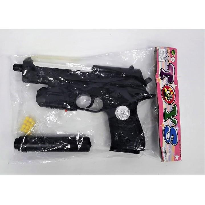 Пистолет с пульками Toys В00213