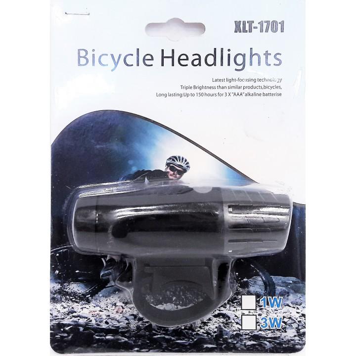 Фара для велосипеда Bicycle Headlights XLT-1701