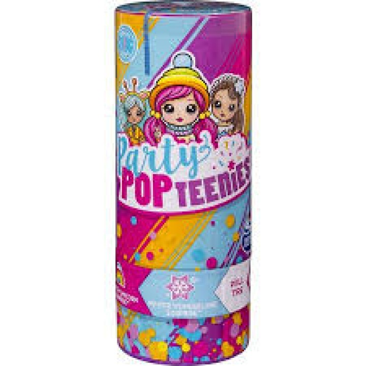Хлопушка с сюрпризом Party Popteenies 1 серия