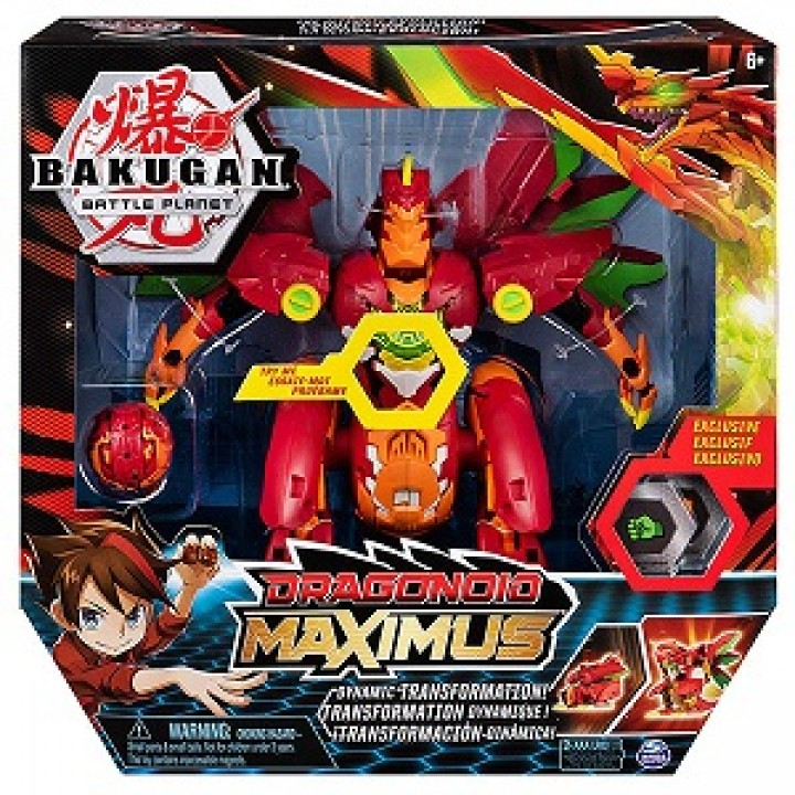 Бакуган фигурка Драгонойда Spin Master 6051243