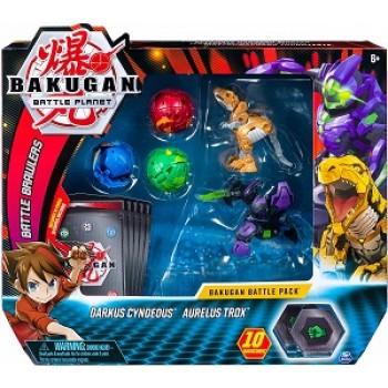 Бакуган большой игровой набор №2 Spin Master 6054989
