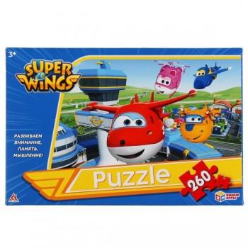 Пазлы классические Super wings (260 деталей) Умные игры 4630115523642