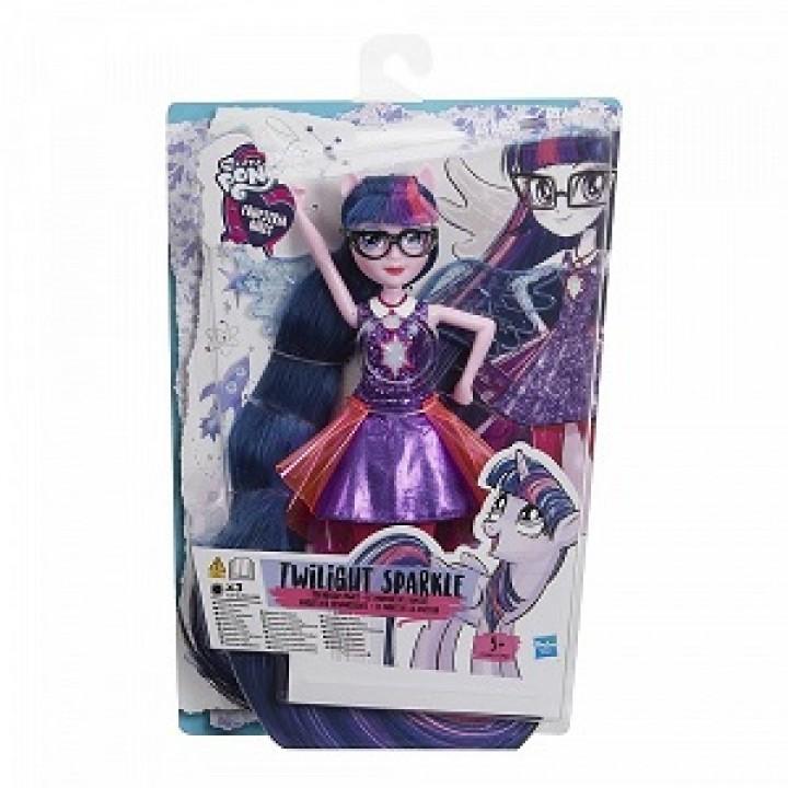 Кукла Equestria Girls - Твайлайт Спаркл Hasbro