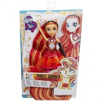 Кукла Equestria Girls - Сансет Шиммер Hasbro