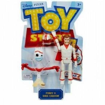 Фигурка История игрушек 4 Forky & Duke Caboom GDP71