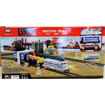 Железная дорога Power Train World