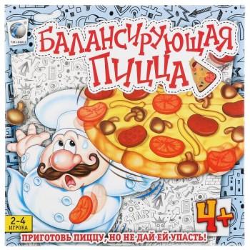 Игра настольная балансирующая пицца 707-45 в русс. кор. в кор.2*12шт