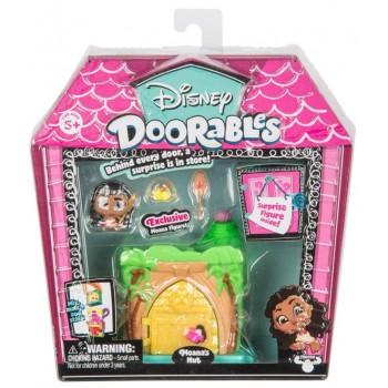 Игровой набор Doorables Дисней Хижина Моаны 69415