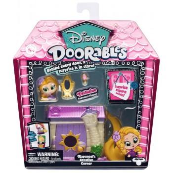Игровой набор Doorables Дисней Творческий уголок Рапунцель 69414