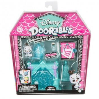 Игровой набор Doorables Дисней Дом Олафа 69410