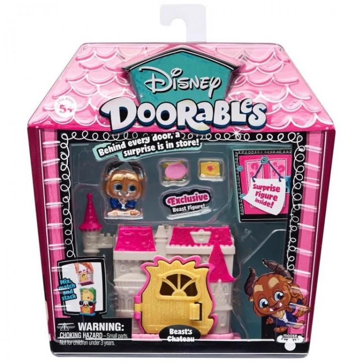 Игровой набор Doorables Дисней Замок Чудовища 69411