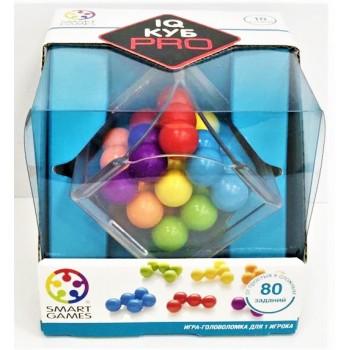 Головоломка IQ Куб Pro Smart Games Bondibon